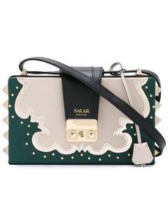 сумка через плечо с шипами Salar