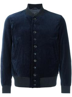 velvet bomber jacket Engineered Garments