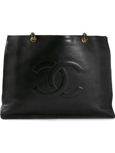 сумка-тоут CC XL  Chanel Vintage
