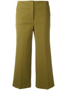 расклешенные укороченные брюки L'Autre Chose