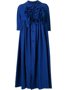 платье с оборками  Comme Des Garçons