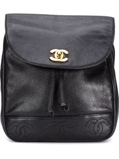 рюкзак CC Chanel Vintage