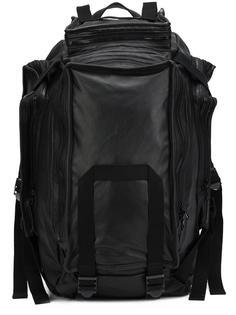 multi zip backpack Julius