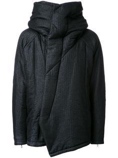 куртка с асимметричной молнией Julius