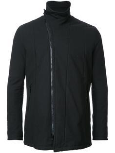 байкерская куртка с высокой горловиной Julius