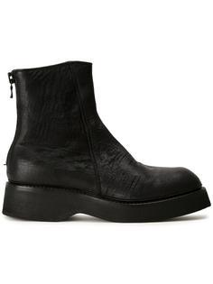 ботинки на молнии Julius