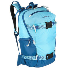 Рюкзак спортивный женский Burton Riders Pk Ultra Blue Ripstop