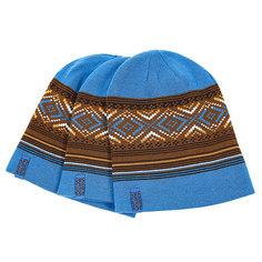 Шапка Burton Poledo 3 pack Glacier Blue
