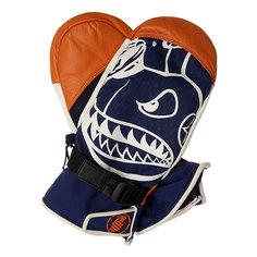 Варежки сноубордические Grenade Promodel Mitt Vito Orange