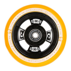 Колесо для самоката Phoenix Rotor Core Wheel 110mm With Abec 9 Bearings Gold/Black