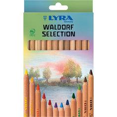 Высокопигментные цветные карандаши, 12 шт. Lyra
