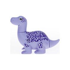 Динозавр Max, фиолетовый, DigiBirds Silverlit