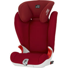 Автокресло KIDFIX SL 15-36 кг., Britax Römer, Flame Red