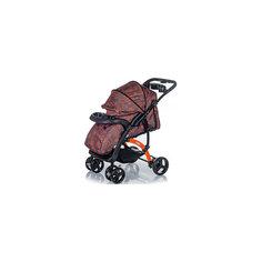 Прогулочная коляска FLORA, Babyhit, оранжевый