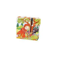 Кубики 3x3 Сказки Шарля Перро GOKI