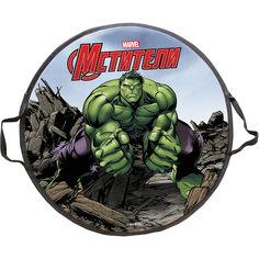 Ледянка Hulk, 52 см, круглая, Мстители -