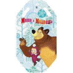 Ледянка, 92см, Маша и Медведь, 1toy -