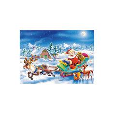 """Пазл """"Рождество"""", 260 деталей , Castorland"""