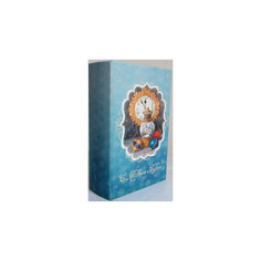 "Декоративная шкатулка ""Новогодняя лампа"" (17*11*5, из МДФ) Феникс Презент"
