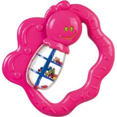 Погремушка Бабочка, 0+, Canpol Babies, розовый