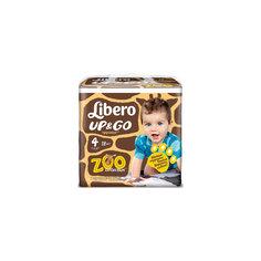 Трусики Up&Go, Maxi 7-11 кг (4), 18 шт., Libero