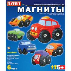 """Фигурки на магнитах """"Машинки"""", LORI"""