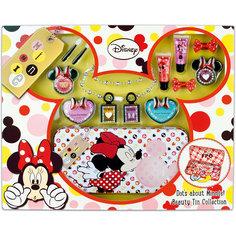 Игровой набор детской декоративной косметики с пеналом, Минни Маус Markwins
