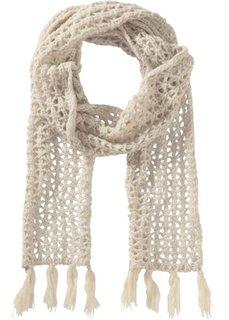 Очень длинный шарф (темно-синий меланж) Bonprix