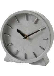 Настольные часы Дейв из цемента (серый) Bonprix