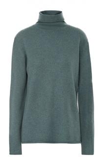 Кашемировый пуловер прямого кроя с высоким воротником Chloé