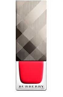 Лак для ногтей, оттенок Bright Coral Red Burberry