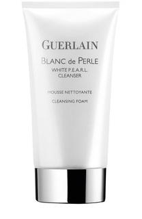 Очищающая пенка Blanc De Perle Guerlain