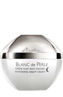 Ночной отбеливающий крем Blanc De Perle Guerlain