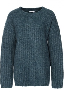 Пуловер свободного кроя с разрезами See by Chloé