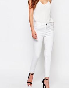 Облегающие джинсы New Look - Белый