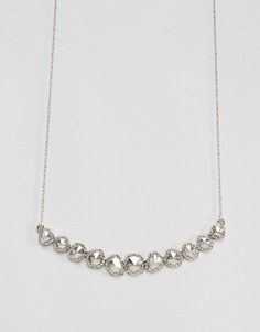 Серебристое ожерелье House Of Harlow - Серебряный