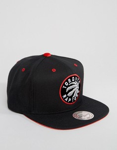 Бейсболка Mitchell & Ness Toronto Raptors - Черный