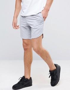 Трикотажные шорты Jack & Jones - Серый