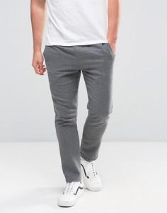 Серые строгие джоггеры в крапинку New Look - Серый