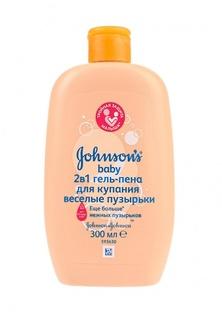 Гель-пена Johnson & Johnson