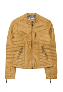 Куртка кожаная Gulliver