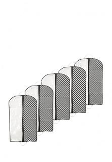 Комплект чехлов для одежды 5 шт. Homsu