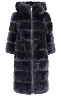 Шуба-трансформер из меха кролика Virtuale Fur Collection
