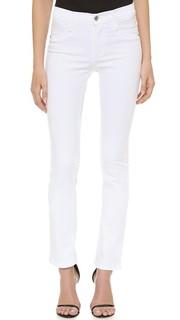 Прямые джинсы с высокой посадкой James Jeans