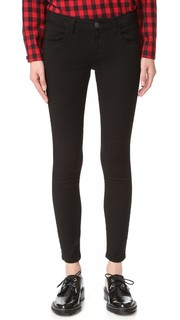 Узкие укороченные джинсы Hannah Siwy