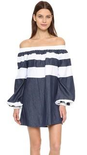 Платье Afar с открытыми плечами MLM Label