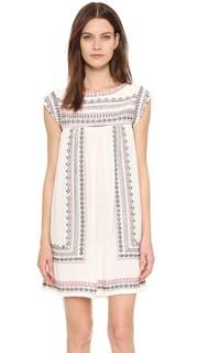 Платье с вышивкой Allie Star Mela