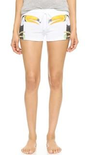 Летние пижамные шорты PJ Salvage