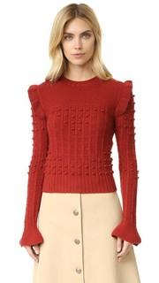 Укороченный свитер Philosophy di Lorenzo Serafini