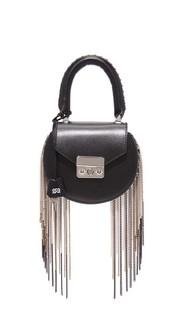 Миниатюрная сумочка Mimi с цепочками Salar